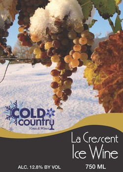 LaCrescent Ice Wine